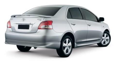 Free Toyota vios repair manual