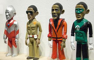 Yobama Custom Action figure Toy