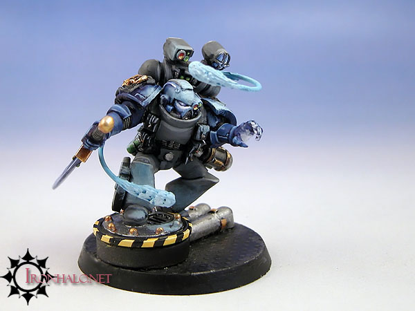 *Big Pack* Flamer 5x Space Marine Sternguard Veteran Squad