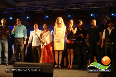 Dasvidaniya Music Release function at JW Marriott, Juhu