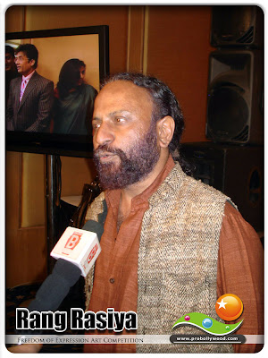 Director Ketan Mehta of Rang Rasiya