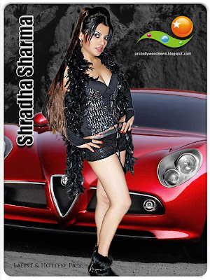 SHRADHA SHARMA HOT PICS