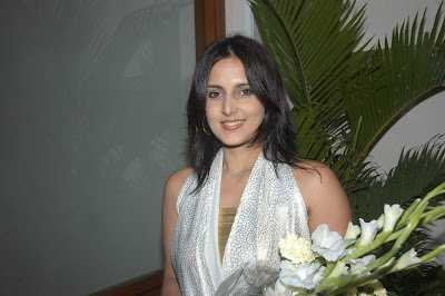 Bollywood actress Tulip Joshi at Runway completion party
