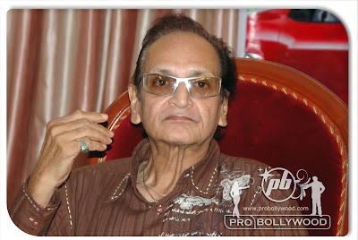 Actor Biswajeet at his daughter Sambhavi's film SORRY MADAM's press meet
