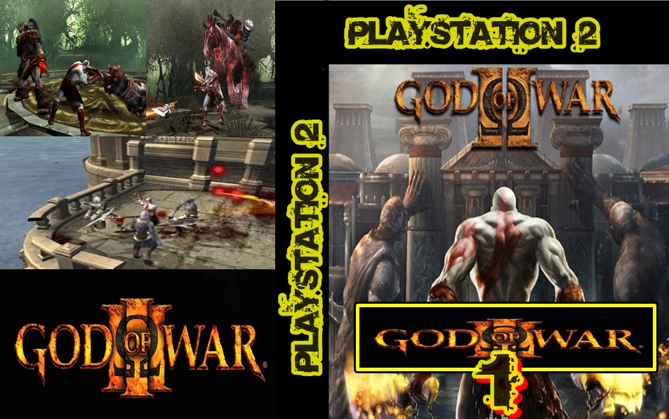 god of war 4 ps2 download completo
