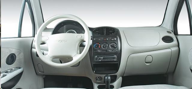2009 chery qq 3 interior