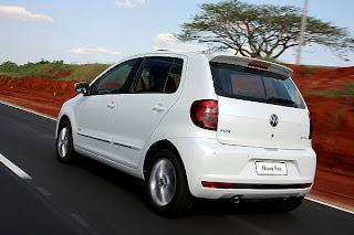 VW Fox camuflado en Argentina 6