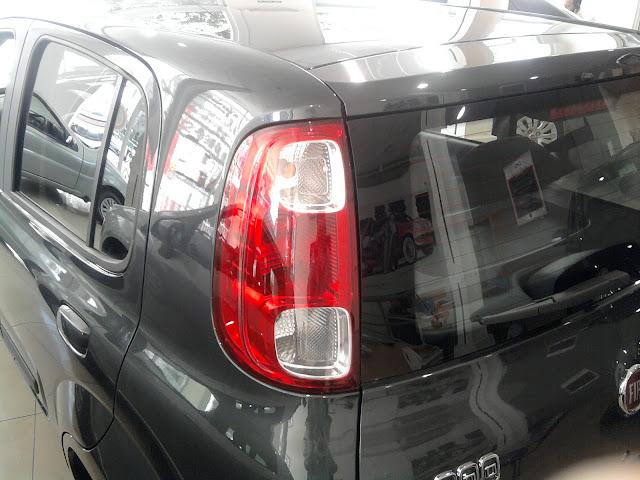 Contacto: Fiat Uno 1.4 Attractive 6
