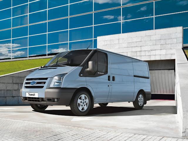 Ford anuncia la llegada de la nueva Transit 2