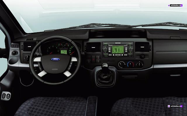 Ford anuncia la llegada de la nueva Transit 4