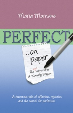 Review: Perfect on Paper: The (Mis)adventures of Waverly Bryson, by Maria Murnane