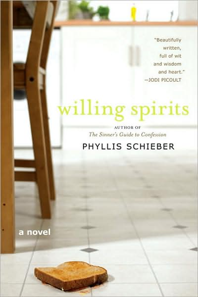 Review and Giveaway: Willing Spirits by Phyllis Schieber
