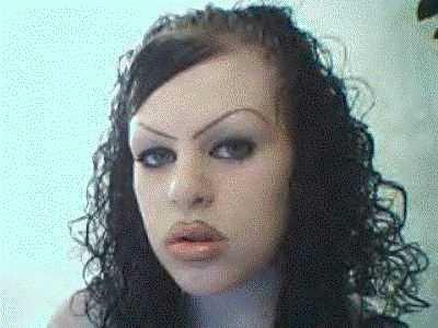 chola sharpie eyebrows -#main
