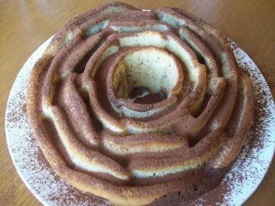 Leaf Bundt Cake Pan