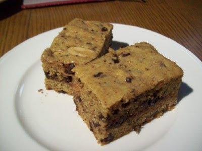 Maple Blondie Cake Recipe