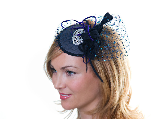 Mother Of The Bride Hats For Short Hair: Rangoli Jewellery And Hair Accessories By Aisling Nelson