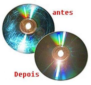 Recuperar cd danificado