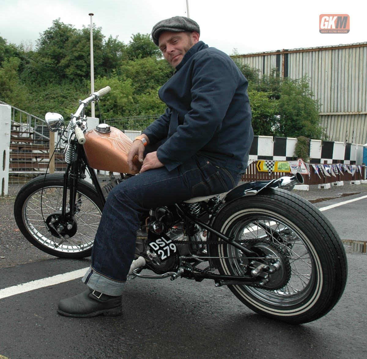 b335ed790fea4 By now you may have heard the very sad news that Johnny Routledge died on  Wednesday 5 January. You may have known him as  Slowrider  on the Jockey  Journal ...