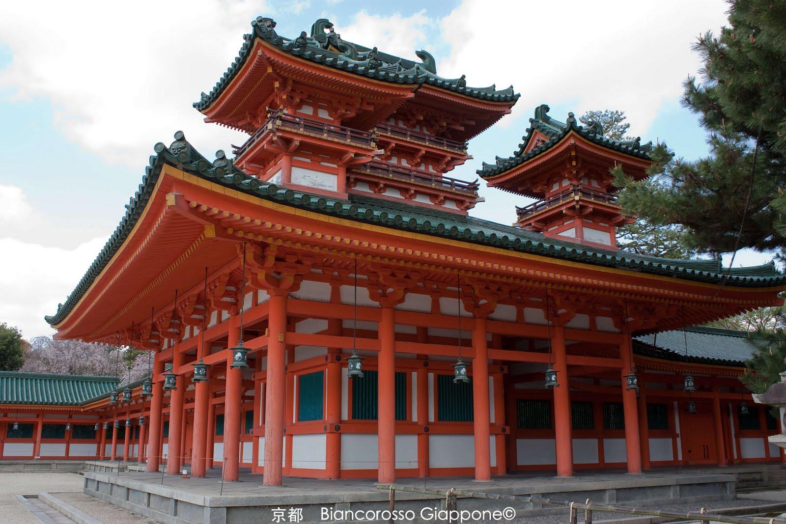 Una voce dal Giappone Emozioni a Kyoto