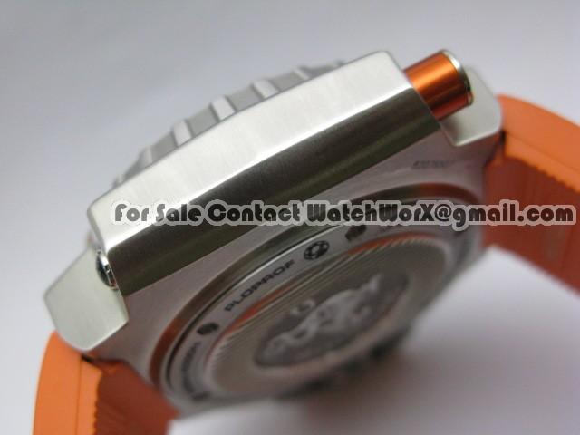 Watchworx Latest Omega Seamster Ploprof Auto Asian Eta Watch