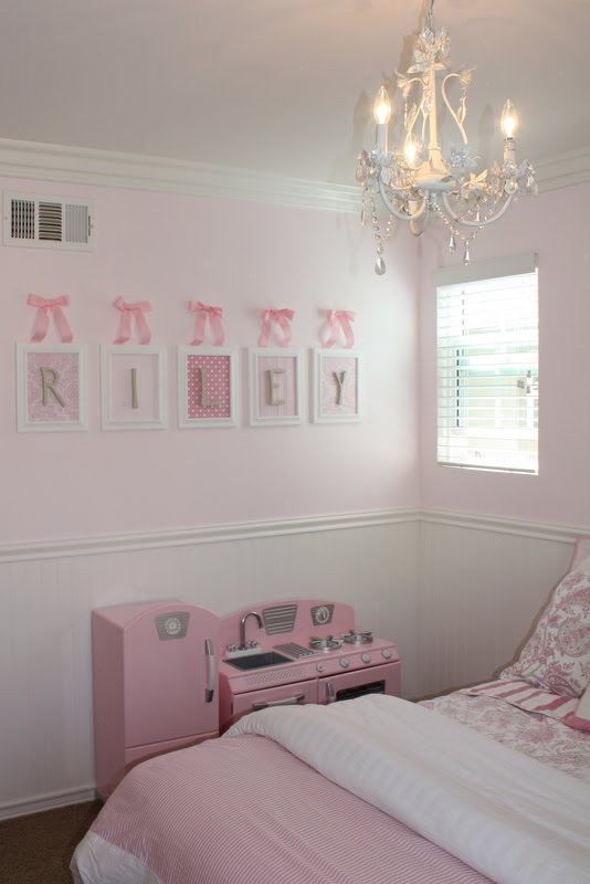 little girls room pink bedroom 29581