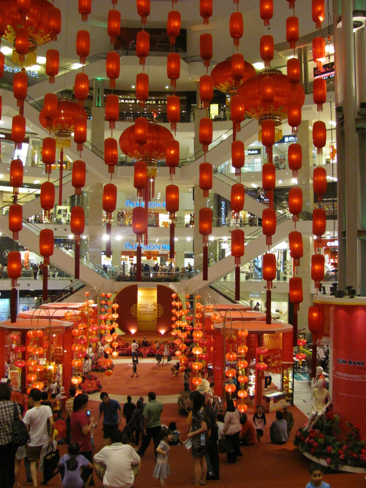 Mark McGinley's Fulbright in Malaysia: Chinese New Year ...