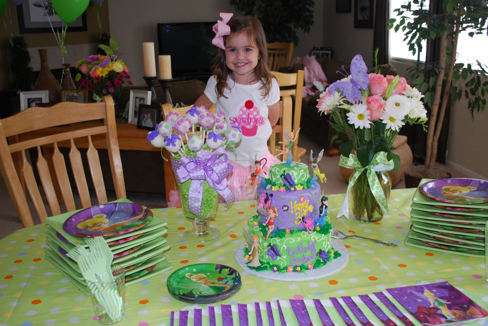 Tinkerbell Pirate Birthday Party Ideas Ehow