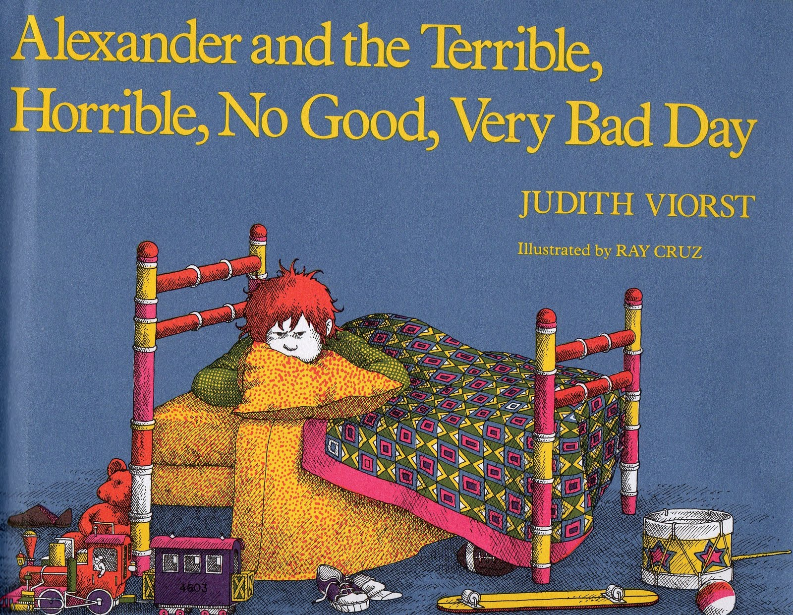 Googoogallery Alexander And The Terrible Horrible No