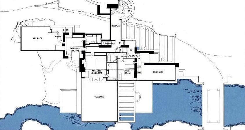 Ŧhe ₵oincidental Ðandy: Built Wright: Fallingwater ~ A ...