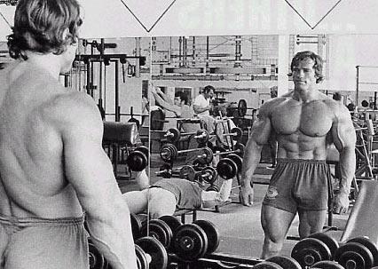 868mam Arnold Schwarzenegger Workout Wallpapers