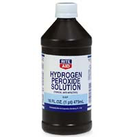 Sterling Minerals 174 Skin Care Guide Hydrogen Peroxide
