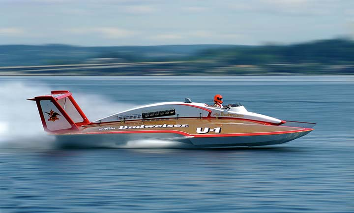Art Contrarian: Racing Hydroplane Design Evolution