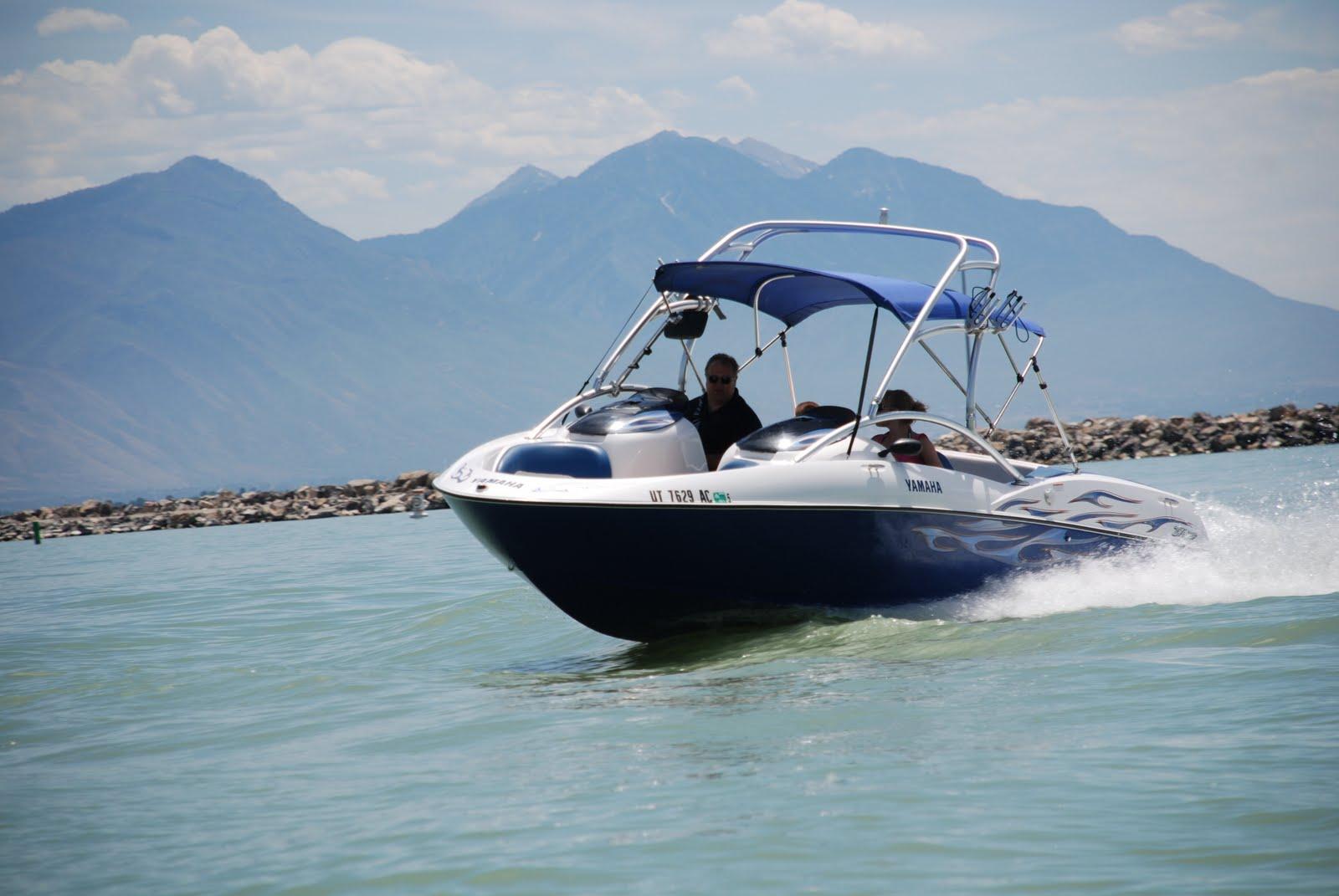 Utah Boats, Wakeboard Boats, Ski Boats, Jet Ski Rentals