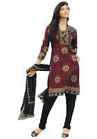 Salwar kameez patterns