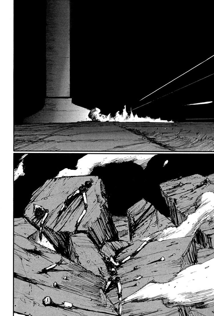 Blame! chapter 58 trang 13