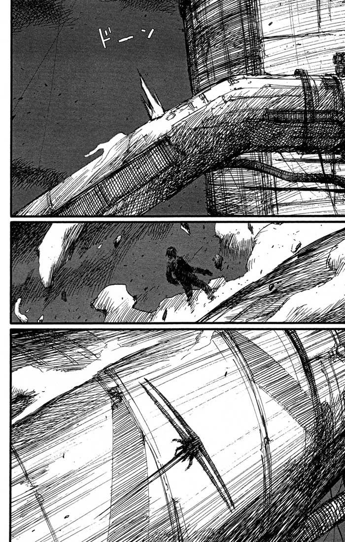 Blame! chapter 56 trang 2