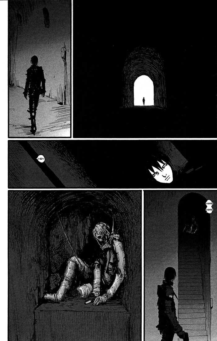 Blame! chapter 56 trang 12