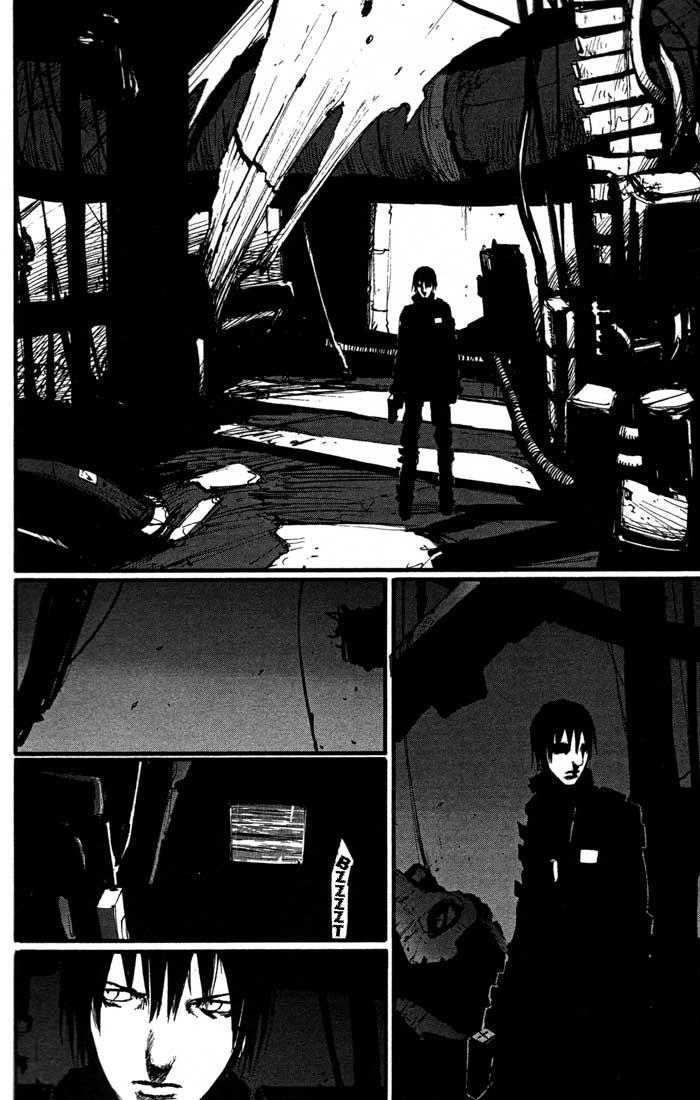 Blame! chapter 56 trang 16