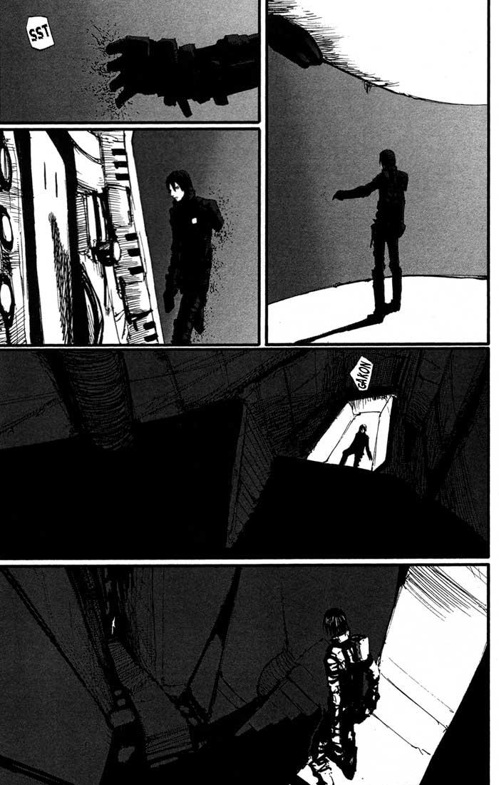 Blame! chapter 56 trang 19