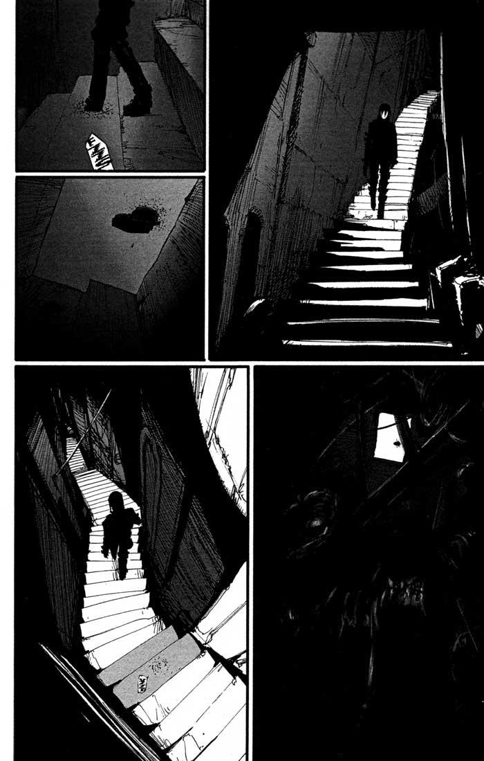 Blame! chapter 56 trang 20