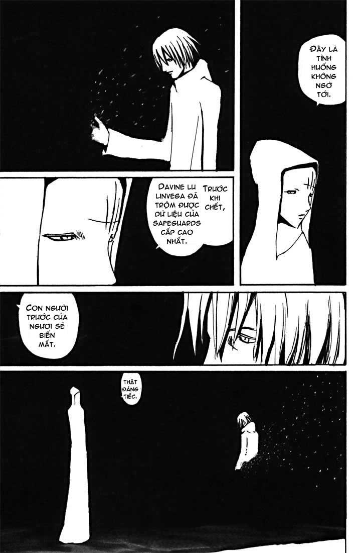 Blame! chapter 48 trang 33