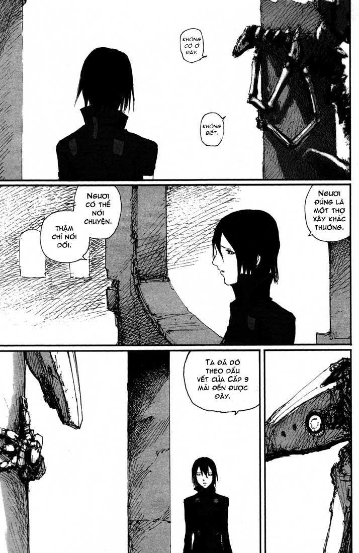 Blame! chapter 53 trang 11