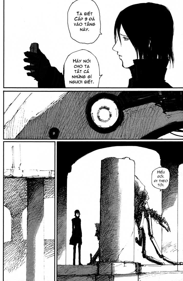 Blame! chapter 53 trang 12