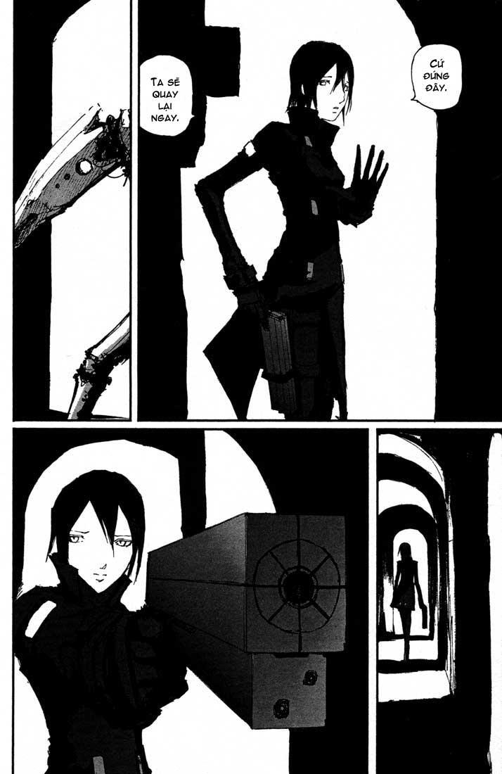 Blame! chapter 53 trang 14