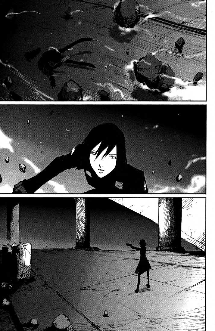Blame! chapter 53 trang 24