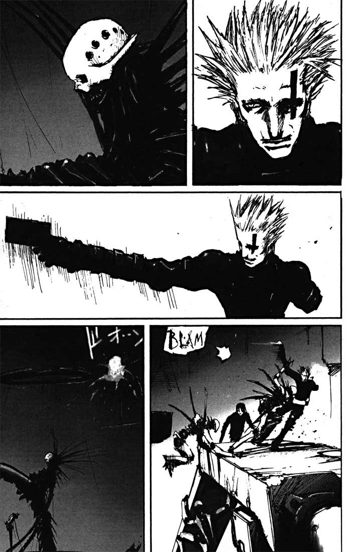 Blame! chapter 48 trang 13