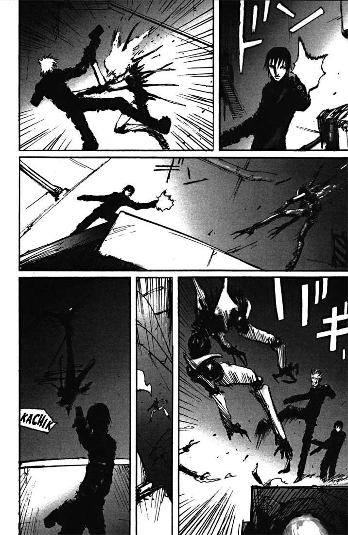 Blame! chapter 48 trang 14