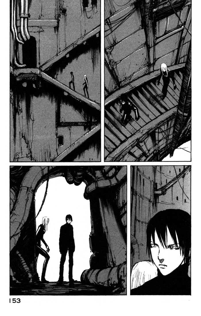 Blame! chapter 36 trang 5