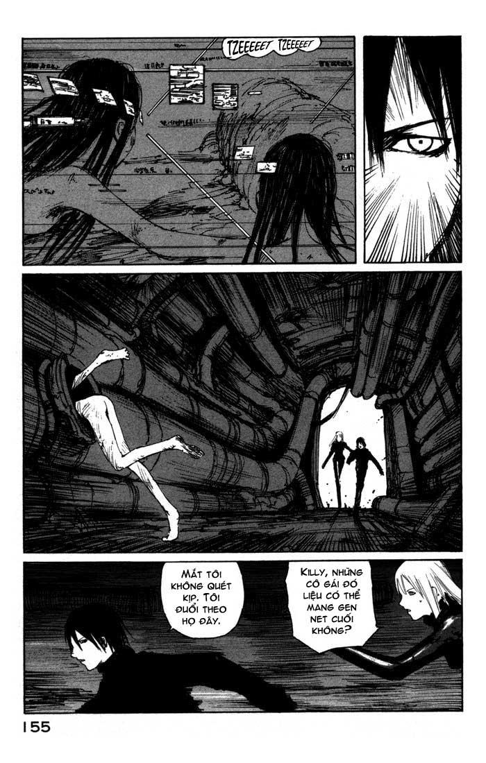Blame! chapter 36 trang 7