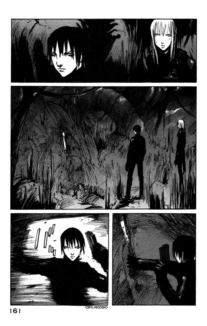 Blame! chapter 36 trang 13